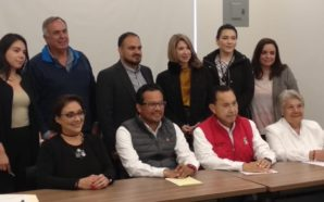 Se reúne Javier Urbalejo con comerciantes de Tecate