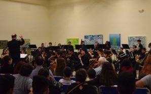 Se presenta la Sinfónica Juvenil de Tijuana en CEART Tecate.