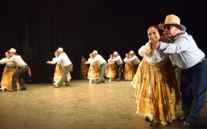Se realiza la IV Muestra Estatal de Danza Folklórica en…