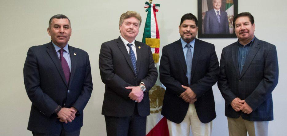 Designa Gobernador del Estado a Caleb Cienfuegos Rascón como Secretario de Salud de BC
