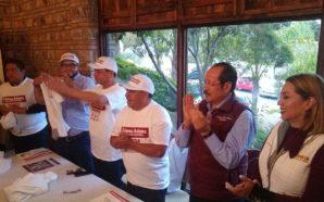 Recibe Morena 'cascajo' del PBC y Movimiento Ciudadano