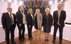 Candidatos a la alcaldía de Tecate participan en tedioso debate