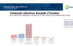 Morena sigue aventajando en las encuestas