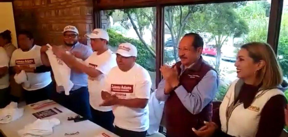 Continúa moviéndose el cascajo en Tecate, ahora morenistas se inconforman