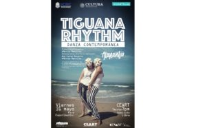 Invita CEART Tecate a disfrutar de Tiguana Rhythm; danza contemporánea de proyector ataranto