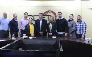 Firma compromisos Urbalejo Cinco con CDET