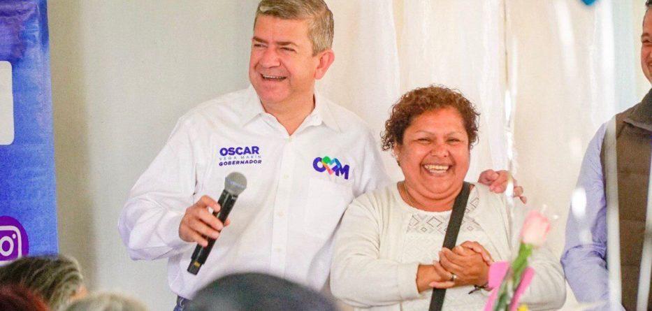 Mi compromiso es con la gente: Oscar Vega Marín