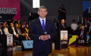 Gobierno de orgullo y cercano a la gente: Oscar Vega Marín