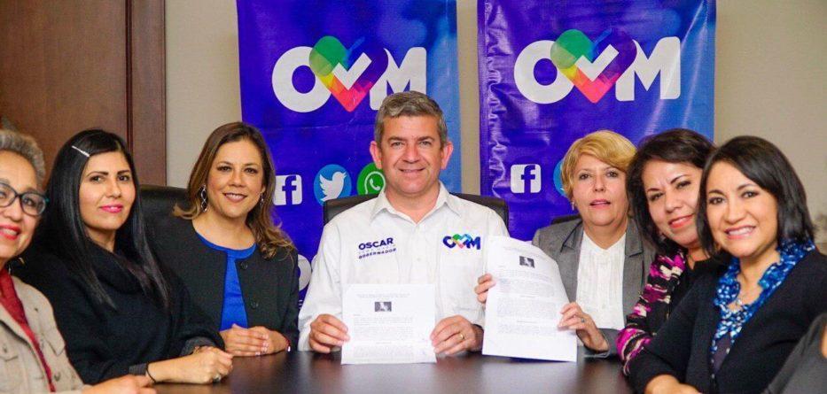 Gabinete de Oscar Vega Marín será paritario e incluyente