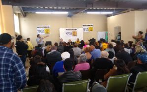 Cierra campaña el PRD de Tecate