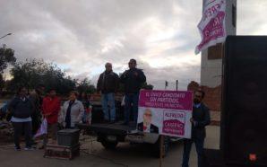 Se declara listo Alfredo Moreno para gobernar Tecate