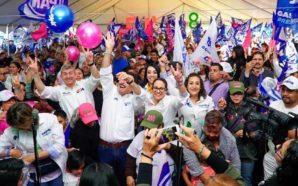 Con el voto de todos vamos a ganar: Oscar Vega Marín