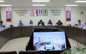 Comisión aprueba modificaciones a lineamientos para Debates del Proceso Electoral Local 2018-2019