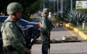 Sanciones penales a quienes roben identidad de Guardia Nacional