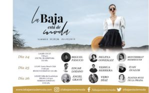 La Baja está de Moda 2019