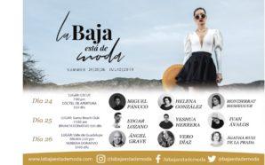 La Baja está de Moda 2019