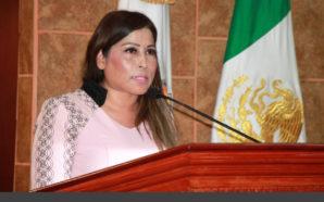 Claudia Agatón asume la presidencia de la JUCOPO