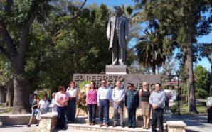 Recuerdan legado de Benito Juárez en aniversario luctuoso