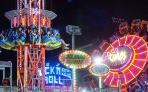 Protección Civil realiza tareas preventivas en la Feria Tecate en…