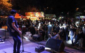 Rock, Rap y Ska, prendieron el ambiente de la Feria…