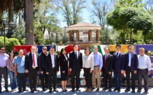 Tecate y Enping, China tienden lazos de amistad