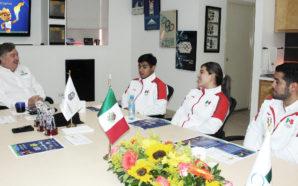 Recibe Gobernador Kiko Vega a medallistas bajacalifornianos de los Juegos…