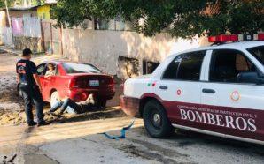 Atiende Ayuntamiento de Tecate 60 reportes por tromba en la…