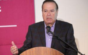 Presentan parte del Gabinete de Arturo González Cruz