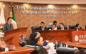 Propone Fausto Gallardo expedición de acta de nacimiento gratuita para…