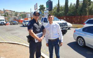 """Regidor Román Cota busca instalación de """"Ready Lane"""" en Tecate"""