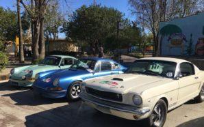 Autos clásicos recorrerán carretera Tecate-Mexicali