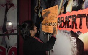 Sigue clausura de negocios irregulares en Tijuana