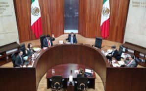 TEPJF ratifica que gubernatura será de dos años