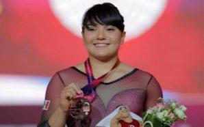 Alexa Moreno gana Premio Nacional del Deporte 2019