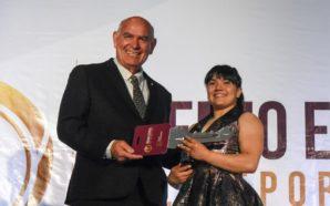 Recibirá Alexa Moreno el Premio Nacional del Deporte
