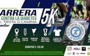 """Este domingo se realizará la carrera """"Juntos Contra la Diabetes"""""""