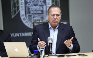 Heredan deuda de 5 mil 62 millones a XXIII Ayuntamiento