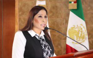 Propone Presidenta del Congreso, iniciativa de reforma para beneficiar al…