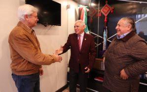 """Luego del escándalo por """"moches"""" toman protesta los nuevos funcionarios…"""