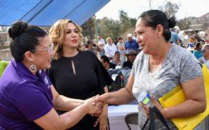 Rosarito ya construirá 26 casas a damnificados; en Tecate regalaron…