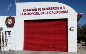 3 estaciones de bomberos Tecate cerradas por falta de máquinas