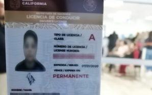 Licencias de conducir permanentes para bajacalifornianos