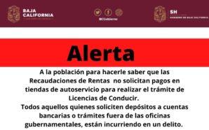 ALERTA SOBRE TRÁMITES FRAUDULENTOS EN FACEBOOK PARA LICENCIAS DE CONDUCIR