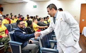 Garantiza Gobierno Estatal medicamento a niños con cáncer