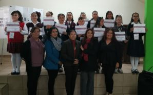 Evelyn Peralta Miranda es la candidata a Gobernador por Tecate