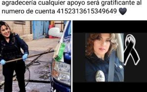 Zulema Adams deja sin apoyo a familias de oficiales asesinados