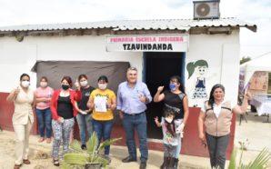"""Reciben 150 mil pesos del programa """"La Escuela es Nuestra"""""""