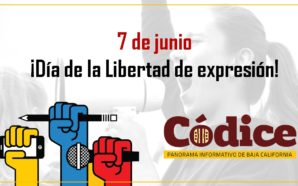 ¡Día de la Libertad de Expresión!