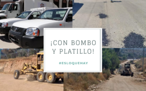 ¡Con Bombos y Platillos!