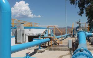 30 colonias sin agua por fuga en CESPTE